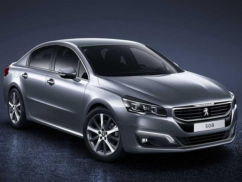 Peugeot - 508